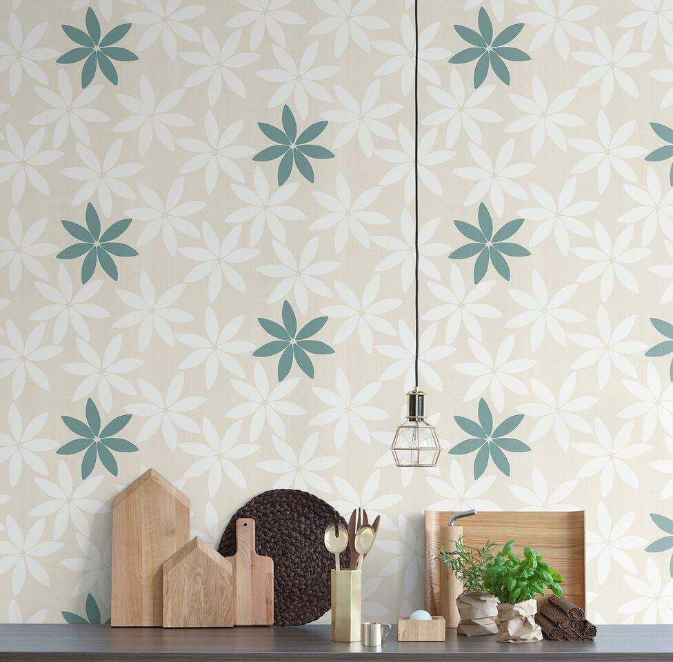 Decor Maison wallpaper