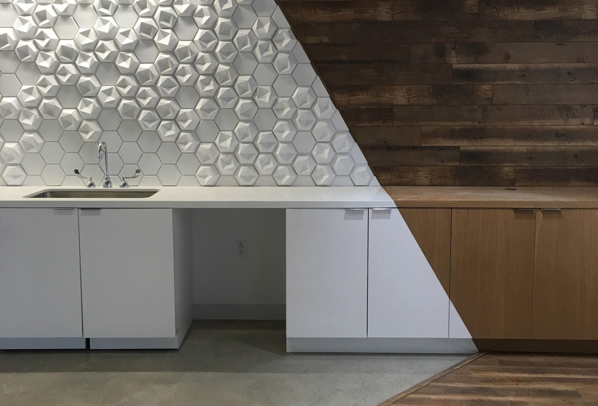 Kaza Concrete Walldecor