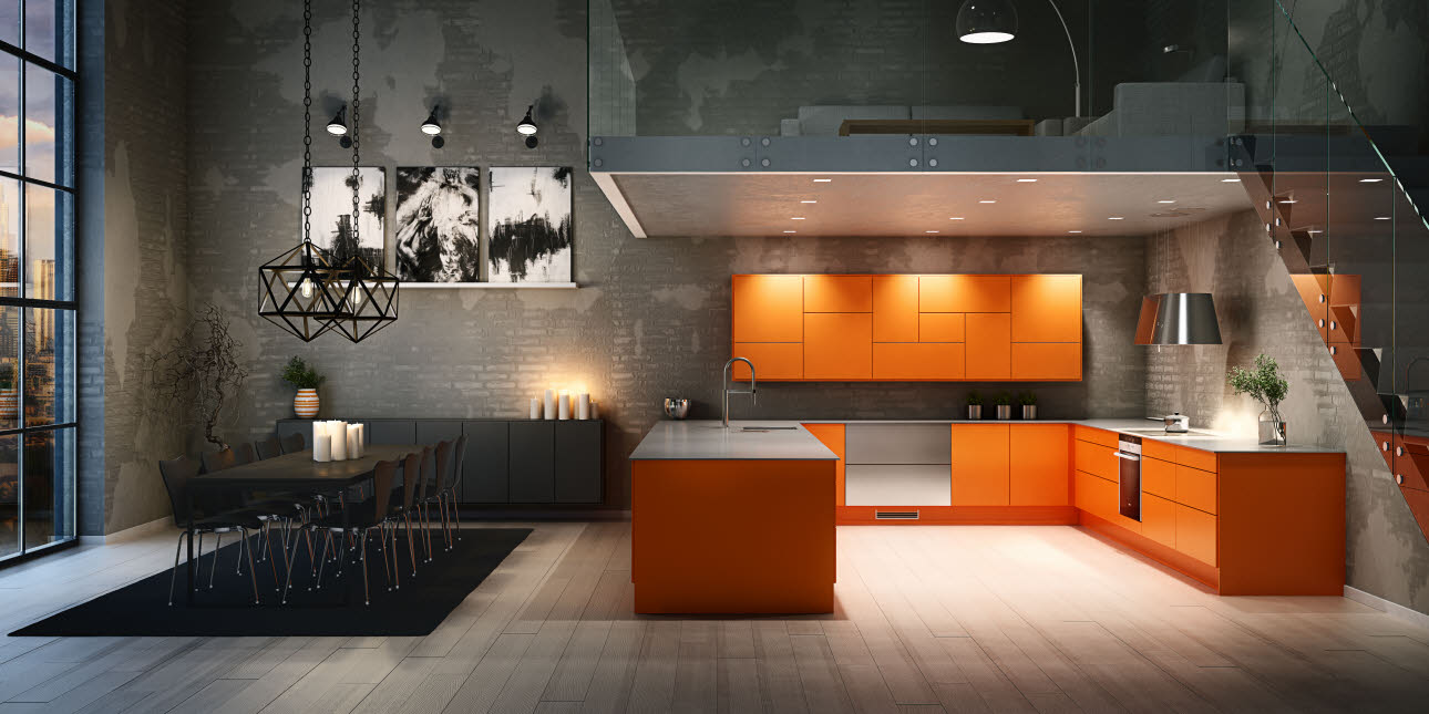 Sigdal kitchen, inspiration