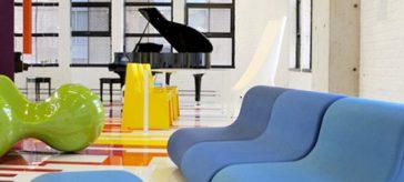 colours, Jean Verville