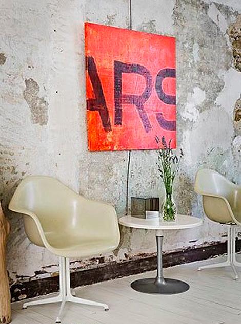 chair, interior