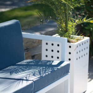 Outdoors seating by Sundays Design