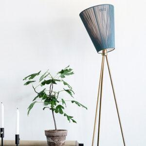 The lamp Oslo Wood, Northern Lighting